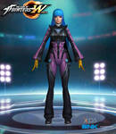 KOF WORLD - Kula by EnlightendShadow
