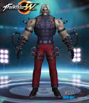 KOF WORLD - Rugal by EnlightendShadow
