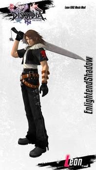 Leon (Kingdom Hearts 2) XNALara model