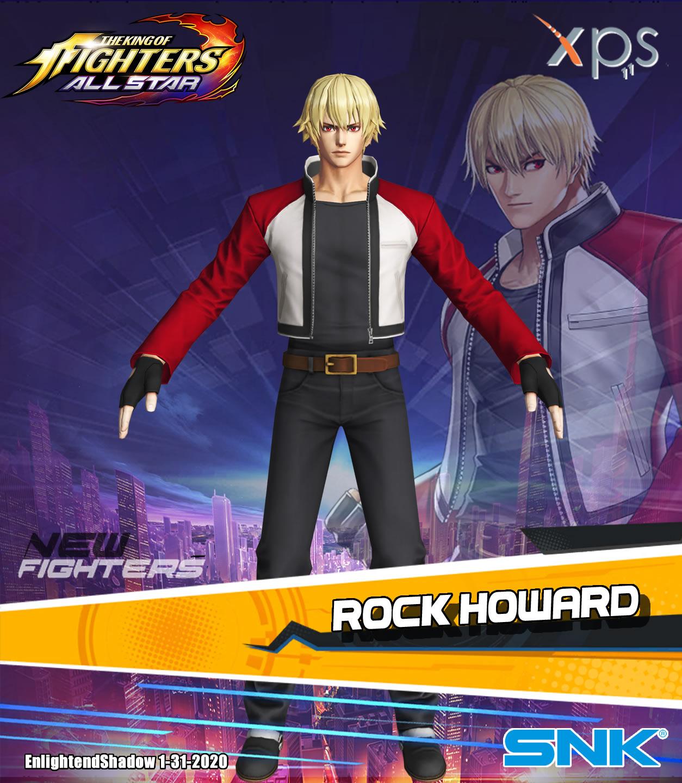 Kofas Rock Howard By Enlightendshadow On Deviantart After geese dies, rock is taken care of by his father's rival, terry bogard. kofas rock howard by enlightendshadow