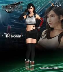 Tifa DOA6 - FF7 Remake XNALara Model