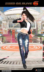 Dead or Alive 6 - Mai MOD by EnlightendShadow