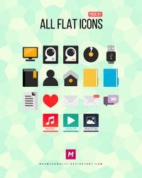 All Flat Icons