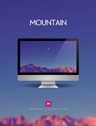 Mountain by Mahm0udWally