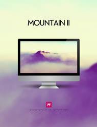 Mountain II by Mahm0udWally