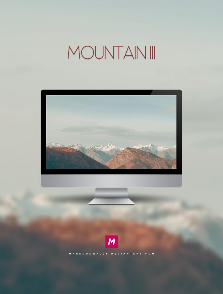Mountain III by Mahm0udWally
