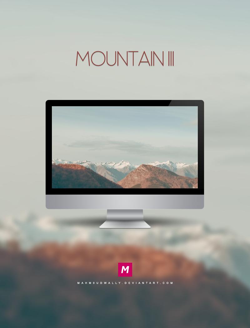 Wonderful Wallpaper Mountain Art - mountain_iii_by_mahm0udwally-d8dmftw  Photograph_4866.png