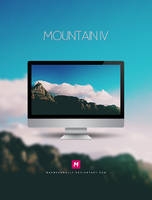 Mountain IV by Mahm0udWally