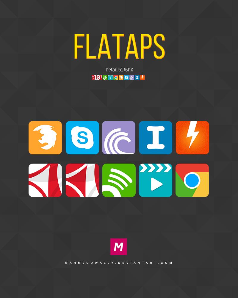 Flataps by Mahm0udWally