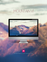 Mountain VI by Mahm0udWally
