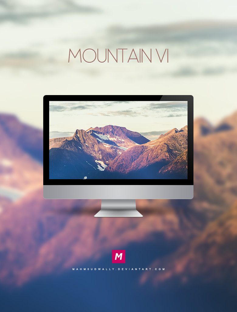 Mountain VI by Mahm0udWally