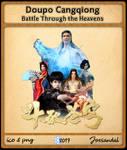 Doupo Cangqiong - Battle Through the Heavens Icon