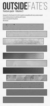 OutsideFate's UltraFractal Texturepack Vol. 3