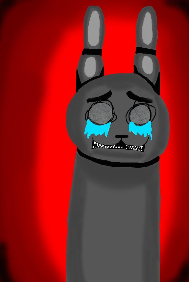 tears of insanity by fnafgarbage
