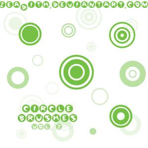 Circle Brushes 2