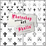 'Skulls' patterns set