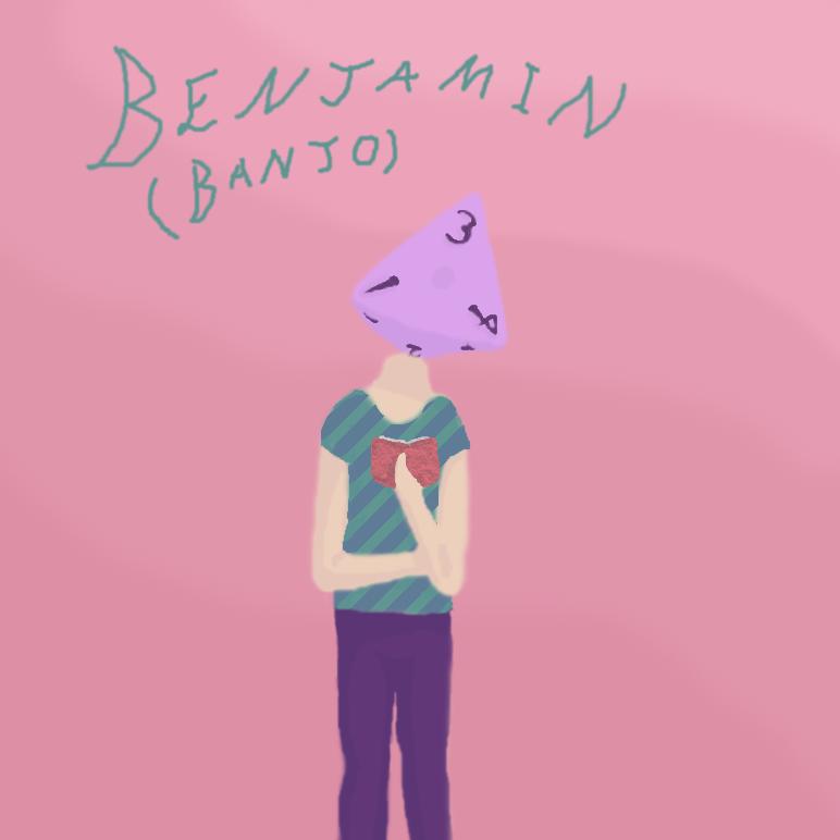 Benjamin by EnthrallinglyBadArt