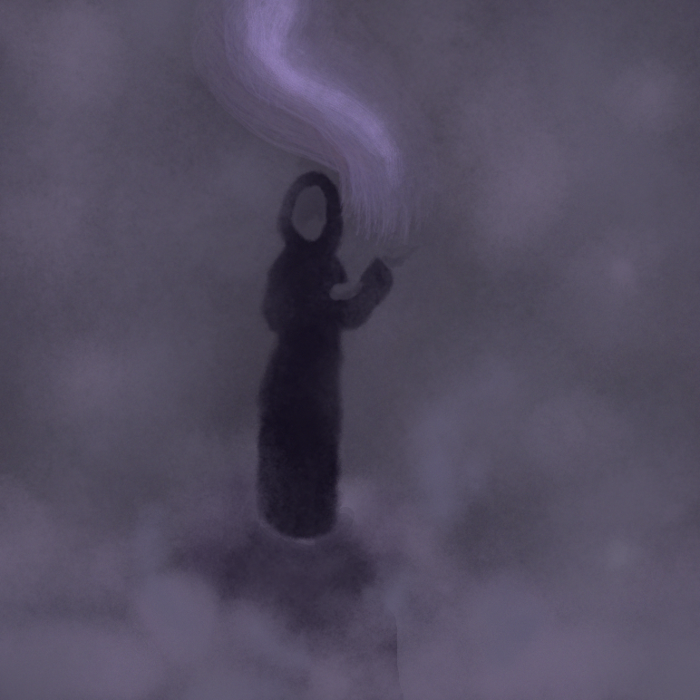 Magic in the mists by EnthrallinglyBadArt