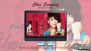 [2013 Theme] Choi Sooyong [SNSD] Win 7