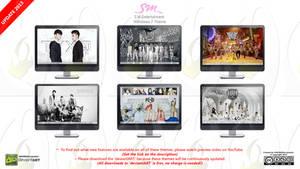 [2013 Theme]  S.M. Entertainment Kpop ~all group~