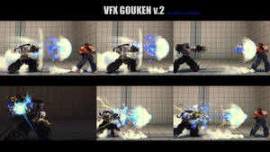 VFX GOUKEN v.2 by seb-le-dingue