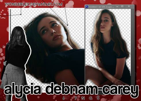 PNG PACK #31   ALYCIA DEBNAM-CAREY by wonderlex