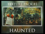TEXTURE PACK #1 - Haunted