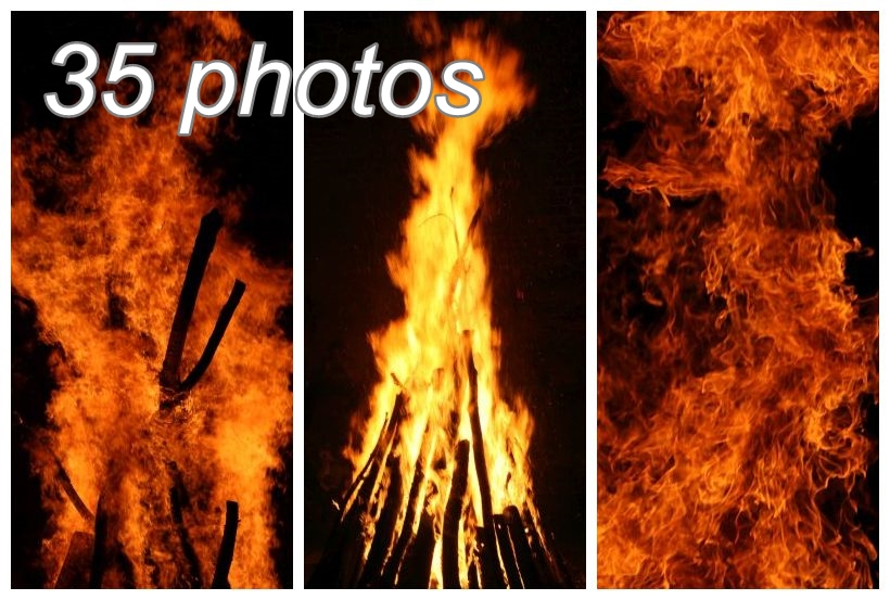 Fire Stock Pack by Malleni-Stock