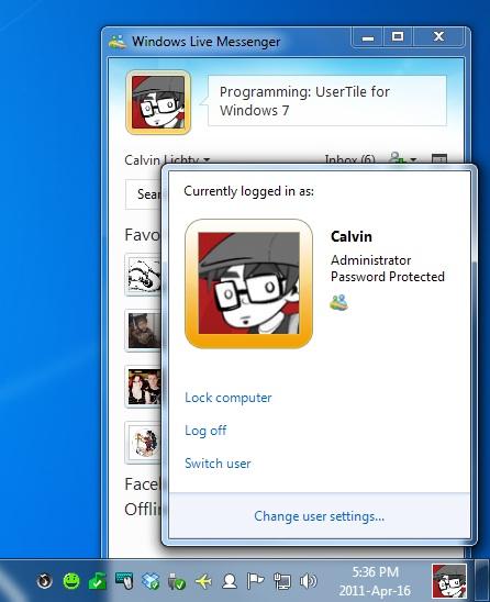 UserTile Program