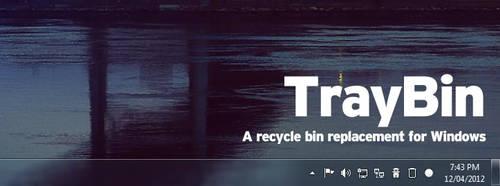 TrayBin by laushung