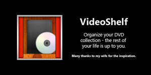 VideoShelf - Version 1.3.1 by laushung
