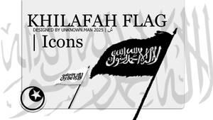 Khilfah Flag - icons