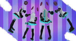 MMD Outfit 34