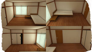 MMD Stage 4 by MMD3DCGParts