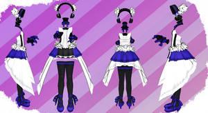 MMD NJXA Outfit 23