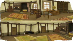 MMD Stage 28 by MMD3DCGParts
