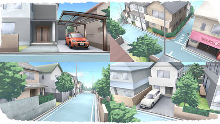 MMD Stage 39 by MMD3DCGParts