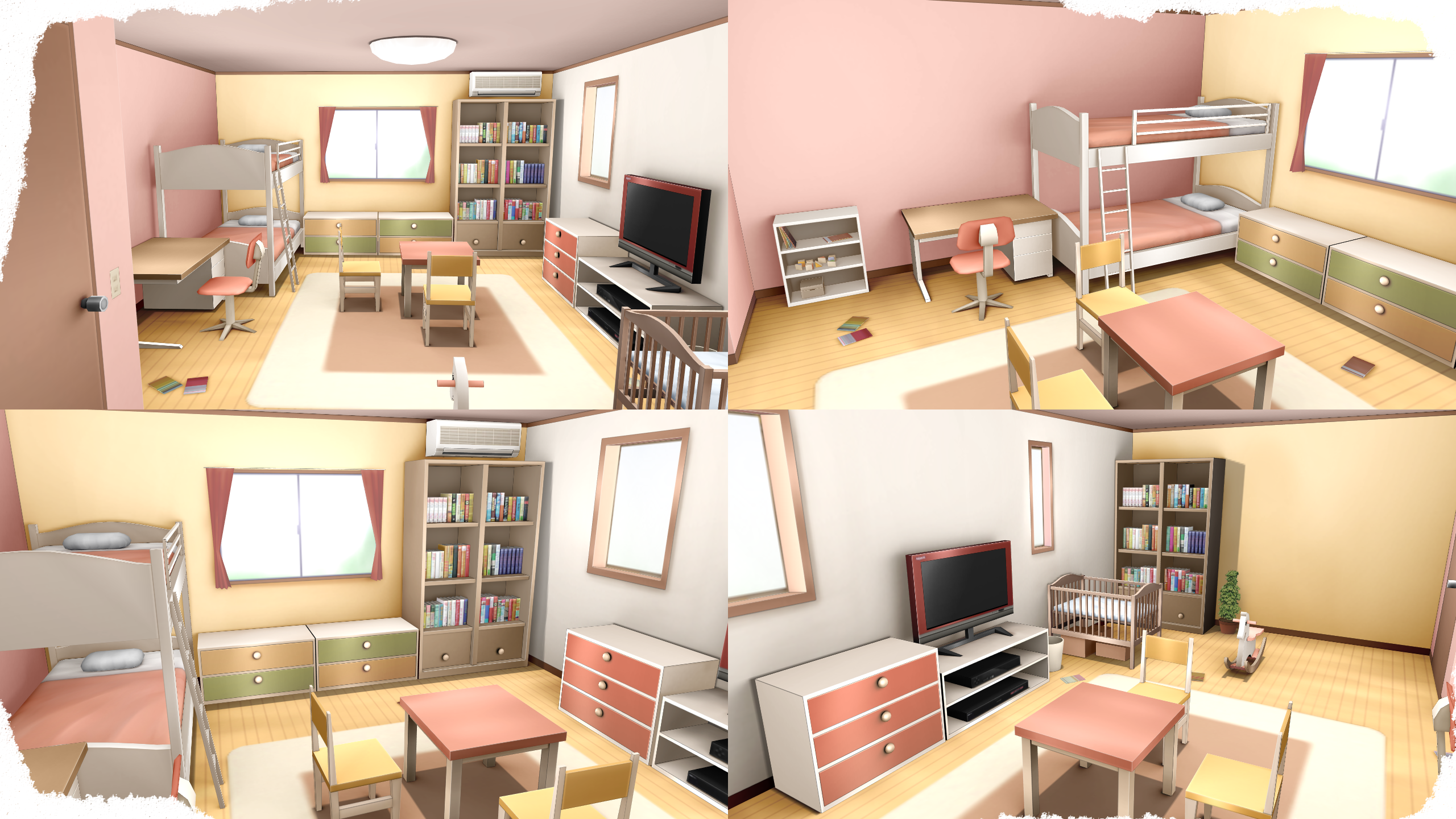 Mmd Living Room Download