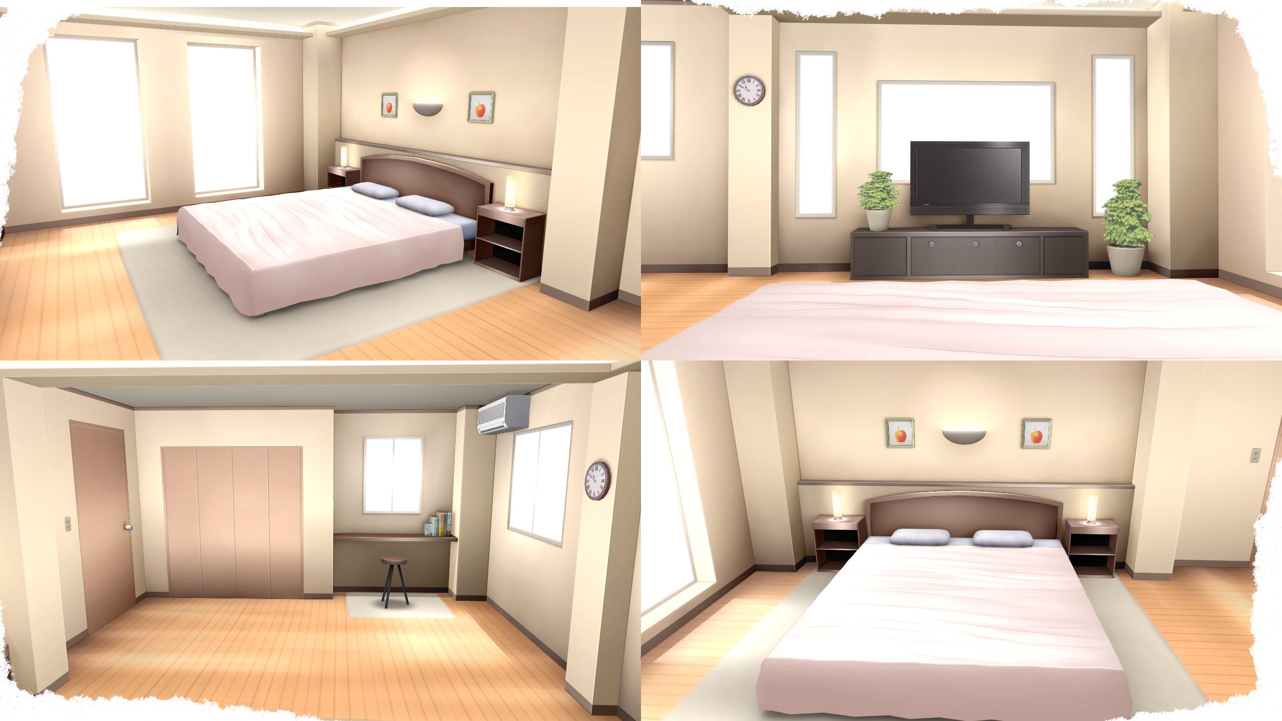 Mmd Living Room Stage Download