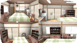 MMD Stage 44
