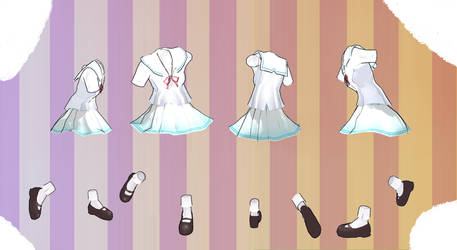 MMD Outfit 87