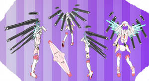 MMD Outfit 100 by MMD3DCGParts
