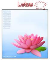 Lotus by tatice