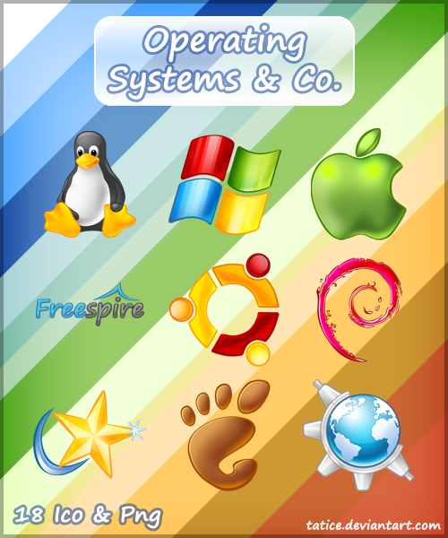 Operating Systems + affiliates by tatice