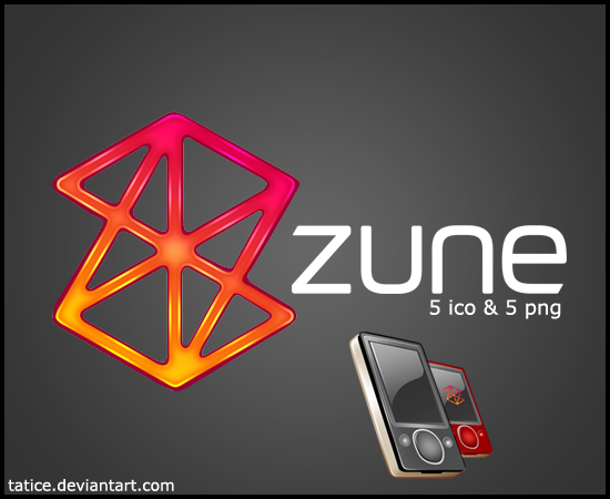 Zune by tatice
