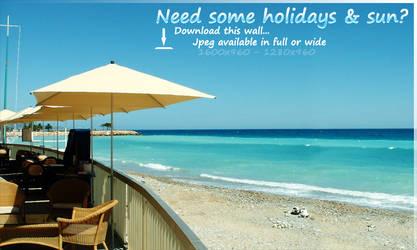 Need some holidays n' Sun ?