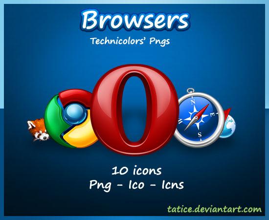Browsers - Navigateurs