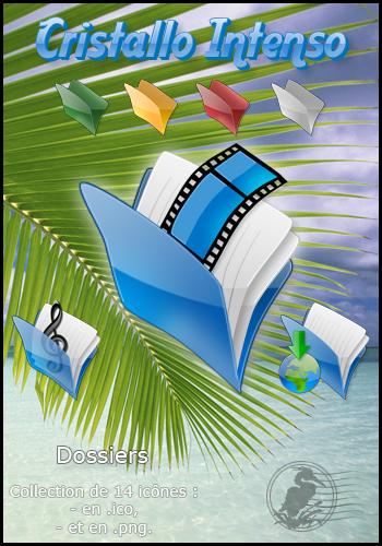 Cristallo Intenso Folders by tatice