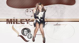 Miley Cyrus Psd Header