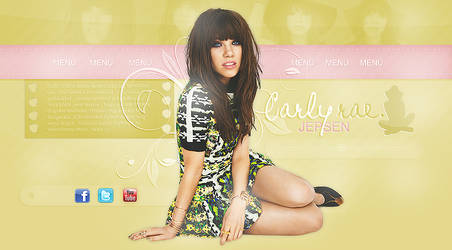 Carly Rae Jepsen Psd Header